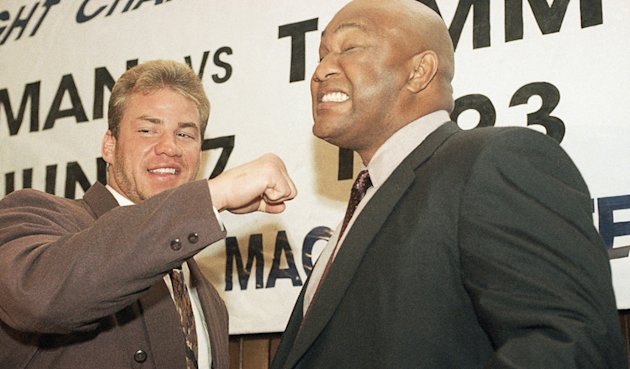 Tommy Morrison Died