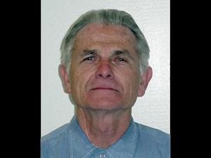 FILE - This undated file photo provided by the California Department of Corrections and Rehabilitation, shows  Bruce Davis. Davis, a follower of Charles Manson who has twice had his parole date set and rescinded tries again on Wednesday June 13,2012 to convince a parole board he is ready to be released. (AP Photo/California Department of Corrections and Rehabilitation, File)