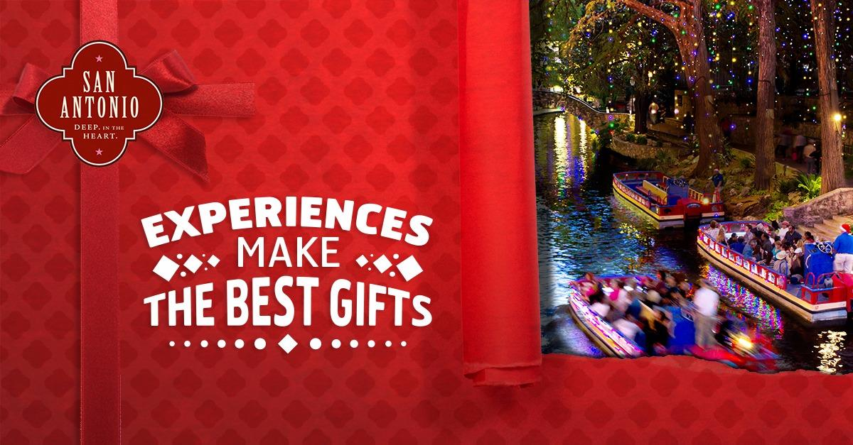 Experiences Make the Best Gifts