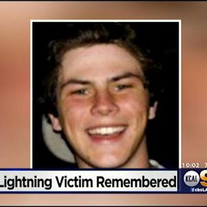 Family Shares Fond Memories Of Young Man Killed In Venice Lightning Strike
