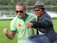 Tony Jaa teams up with Van Damme