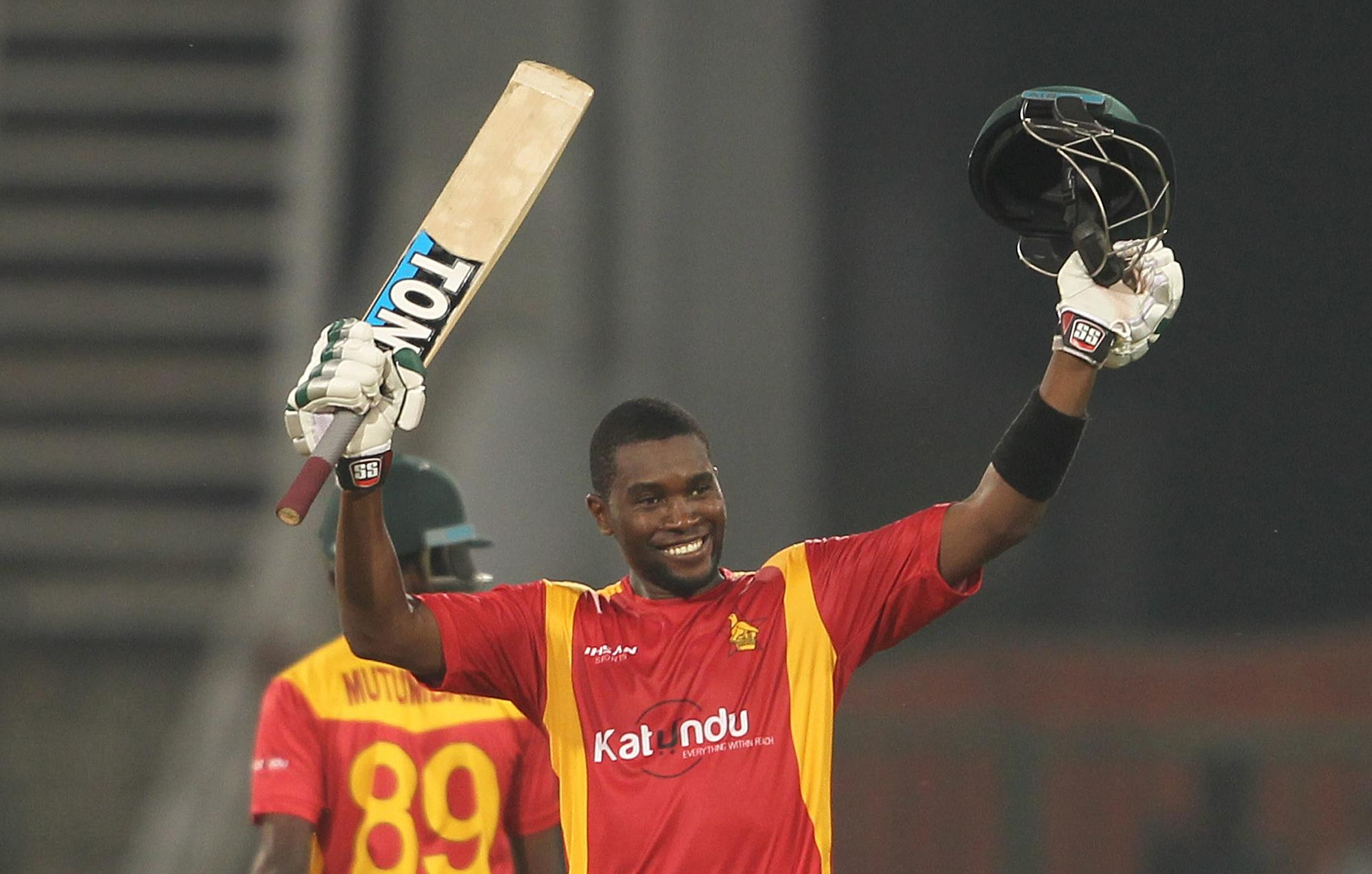 Zimbabwe captain Chigumbura suspended for 2 ODIs