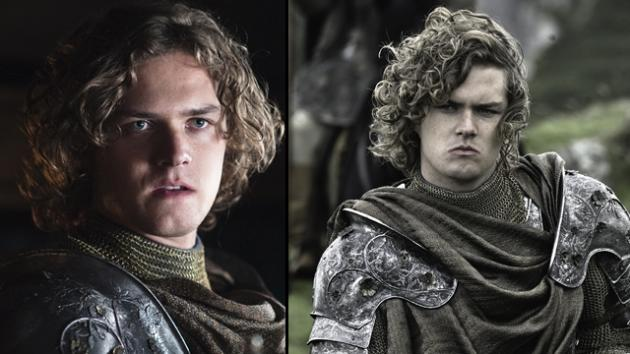 Finn Jones as Ser Loras Tyrell in HBO's 'Game of Thrones' Season 2 -- Helen Sloan/HBO