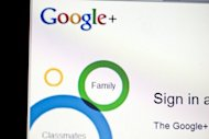 File photo shows the Google+ sign-in page displayed on a computer screen. Google announced that it will let users of its online social network have verified accounts with names or brands in a manner similar to that offered at Facebook and Twitter