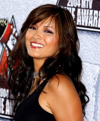 Kelly Hu was pretty cool in X2: X-Men United.  It's too bad they didn't really let her speak. MTV Movie Awards - 6/5/2004