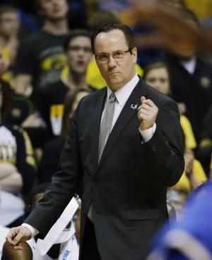 AP Coach of Year: Wichita State's Gregg Marshall
