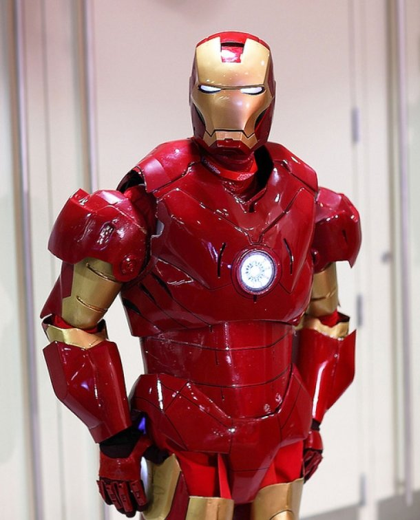 cosplay Iron Man