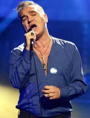 Morrissey: 'Unfortunately, I Am Not Homosexual'