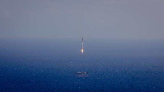 SpaceX's Elon Musk Says Valve Glitch Caused Rocket Landing Crash