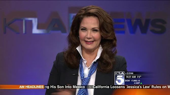 Lynda Carter Heads Over to The Catalina Jazz Club
