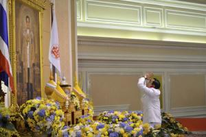 Thailand's newly appointed Prime Minister Prayuth Chan-ocha receives the royal endorsement in Bangkok