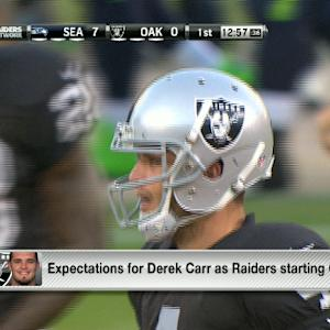 Does Derek Carr make Oakland a playoff team?