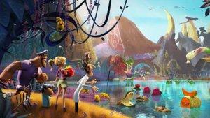 'Cloudy With a Chance of Meatballs 2' Trailer: Food-Animal Hybrids Invade Swallow Falls