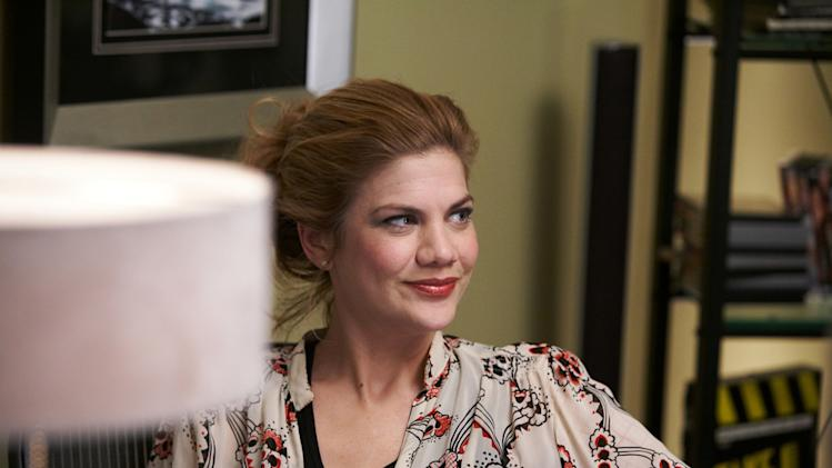 Kristen Johnston Finding Bliss Production Stills Phase 4 2010