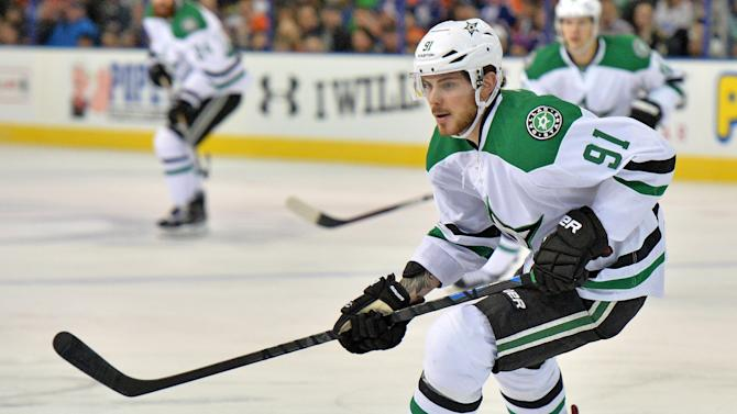 NHL Three Stars: Seguin leads Stars rally; OT heroes for Bruins…