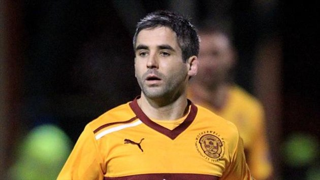 Motherwell captain Keith Lasley is happy to continue in relative anonymity this season (PA Sport)