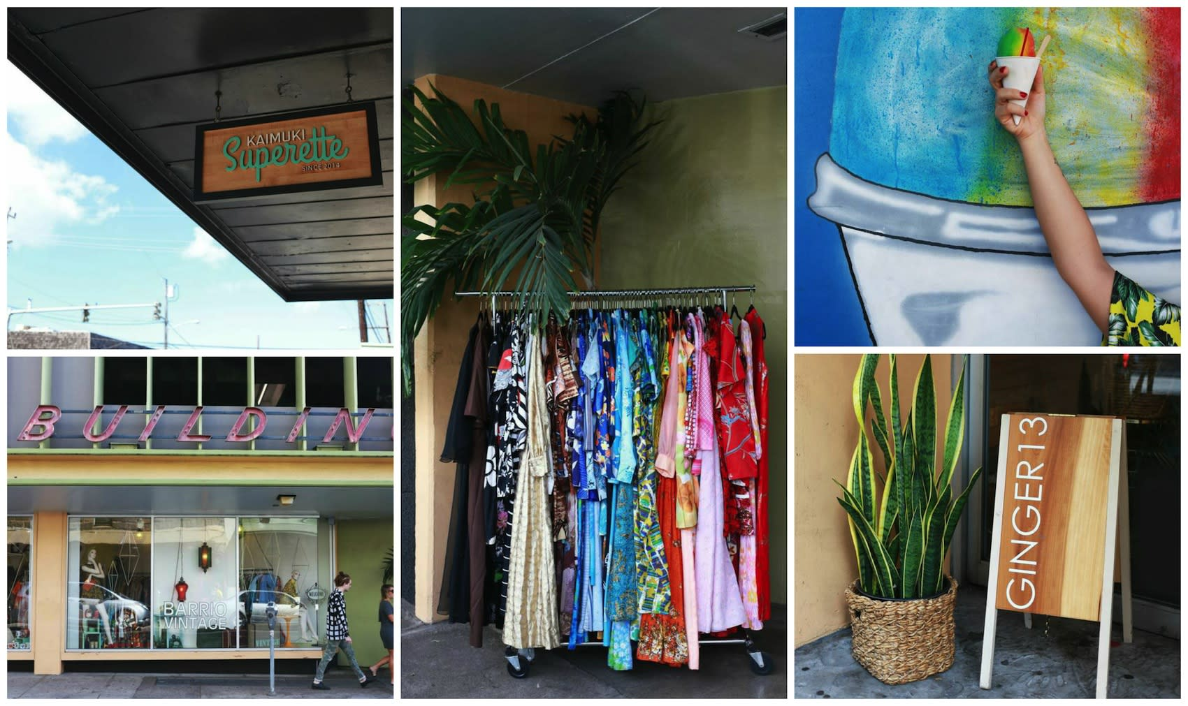 City Guides: Honolulu Shopping Guide: The Best Boutiques to Hit Between Beach Trips