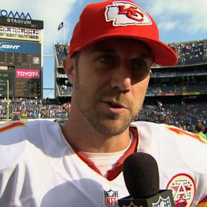 Kansas City Chiefs quarterback Alex Smith: A long time since Chiefs won in San Diego