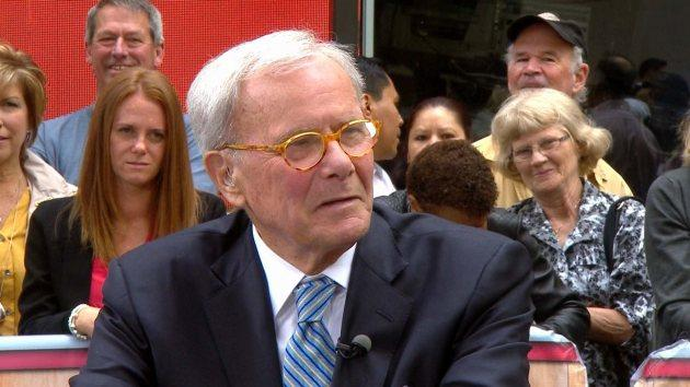 Tom Brokaw Opens Up About Cancer Battle