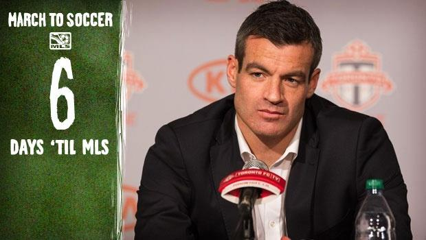 6 days 'til MLS: Can Nelsen lead culture change at TFC?