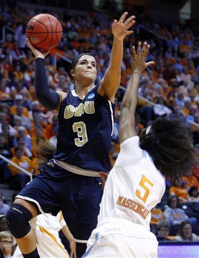 Tennessee rolls to 83-62 victory over Oral Roberts