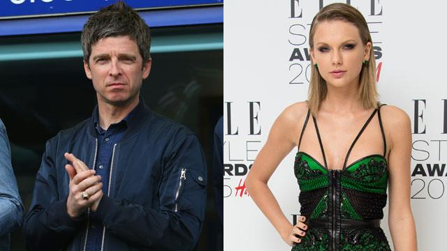 Oasis' Noel Gallagher Bashes Taylor Swift, But Isn't Bothered By Harry Styles