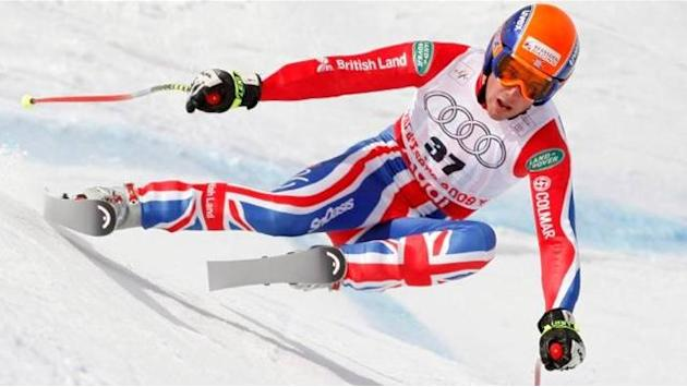 Alpine Skiing - Crawford completes national double with downhill victory