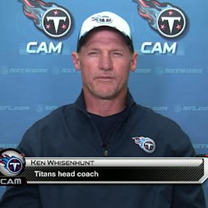 Coaches Show: Tennessee Titans head coach Ken Whisenhunt interview