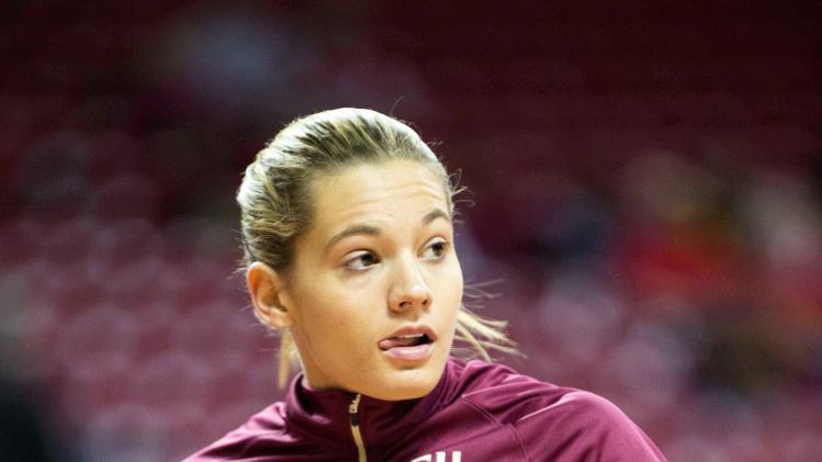 NCAA Womens Basketball: Florida State at Maryland