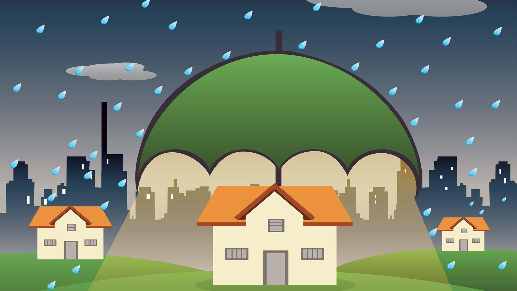 How an Umbrella Insurance Policy Could Save You From Financial Ruin