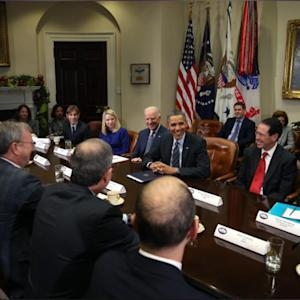 Obama Meeting With Tech Leaders