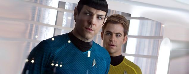 'Star Trek 3' unveils new Starfleet uniforms
