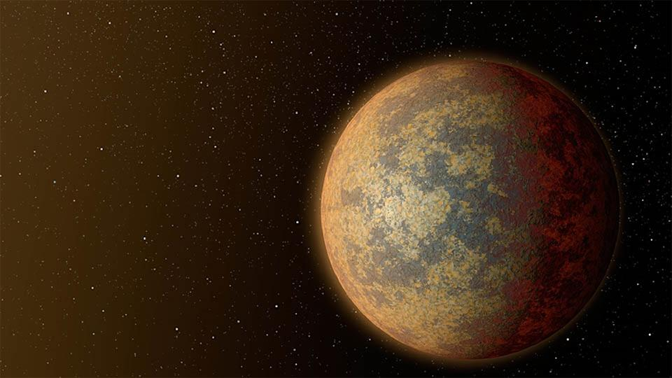 Astronomers Find Star with Three Super Earths