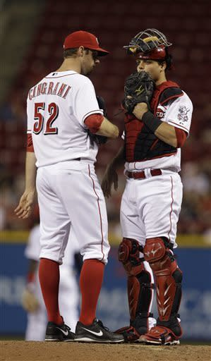 Reds beat Marlins 11-1 for 4th straight win