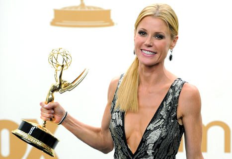 Emmys 2011: Behind the Scenes with Julie Bowen