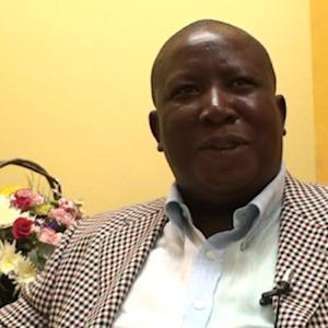 South Africa's Malema Seeks Union Alliance to Combat ANC