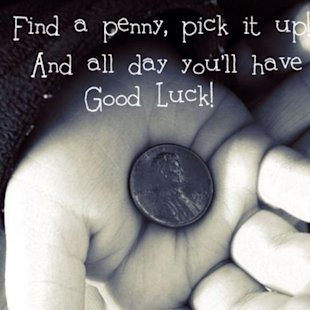 Heads Up Pennies!