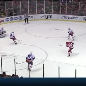 Chad Johnson Save on Joakim Andersson (17:36/1st)