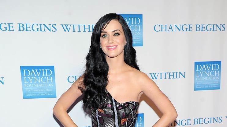 Perry Katy Change Begins Within