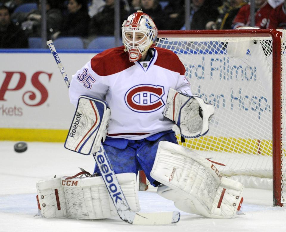 Dustin Tokarski gets Game 3 start for Montreal vs. Rangers