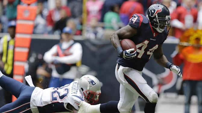5 things to know after Patriots top Texans 34-31