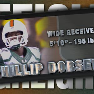 2014 Official Highlights | Miami WR Phillip Dorsett