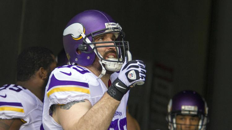 Report: Jared Allen has reached agreement with the Seattle Seah…