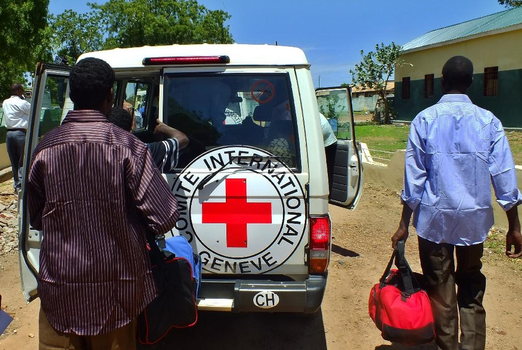 Red Cross worker killed in jihadist attack on aid truck in Mali