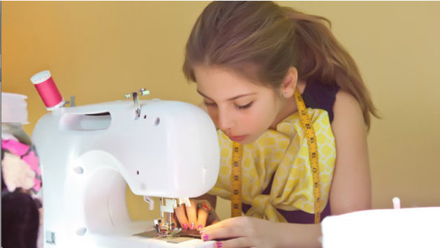 13-Year-Old Fashion Designer …
