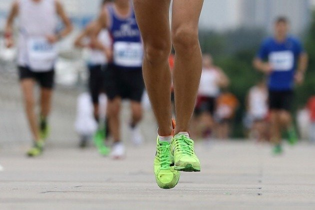 Singapore marathon 'winner' admits he cheated. (Getty Images)