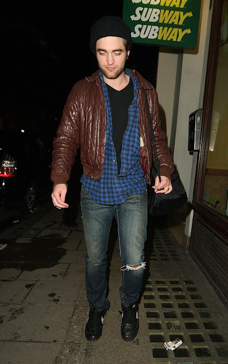 Pattinson Robert London