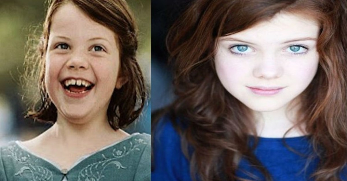 15 Awkward Child Actors Who Blossomed