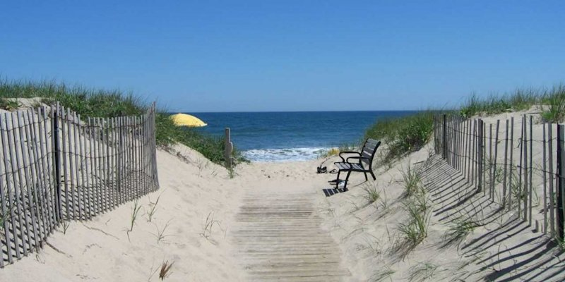 Amagansett beach hamptons