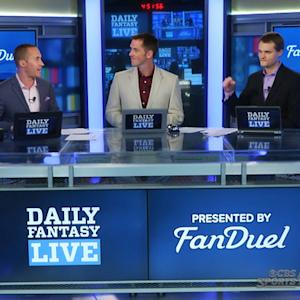 Daily Fantasy Live 7/6: Our lineups